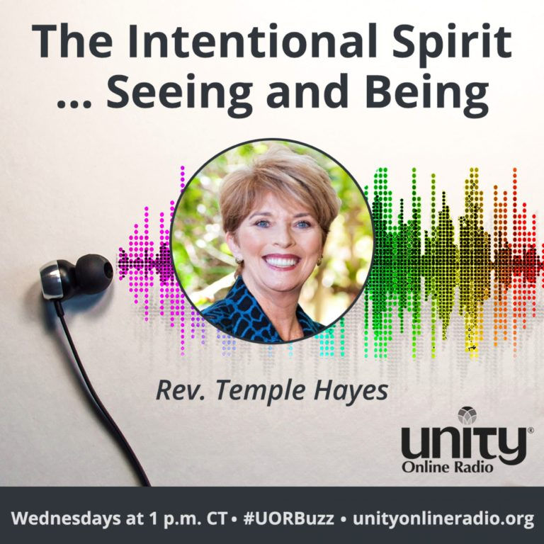 The Intentional Spirit ... Seeing and Being